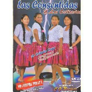 LAS CONSENTIDAS y LOS SOLITARIOS Vol. 3 De Erlinda Cruz