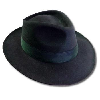 d5ee9cd91997c Sombrero de hombre - Berlinero de Paño